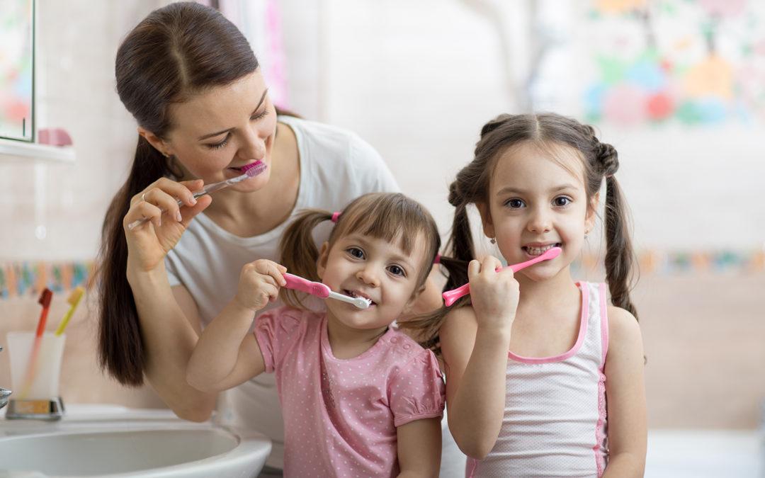 Ask Your Ennis Dentist: October is National Dental Hygiene Month